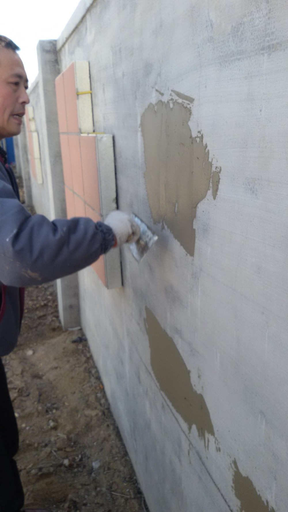 building material sand mix cement mortar