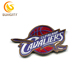 Custom Design Patch For NBA Baskeball Cleveland Cavaliers Embroidery Patch