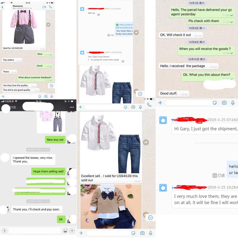 Washed Denmin Shirt Kinder Kleidung Set Großhandel Jungen Boutique Kleidung