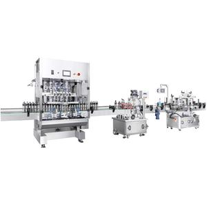 Ben Pack Shoe Polish tin can Full Automatic Filling Capping Line