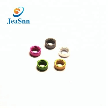 Colorful Ring Washer Bushing Nut Washer,Color Nuts and Bolts