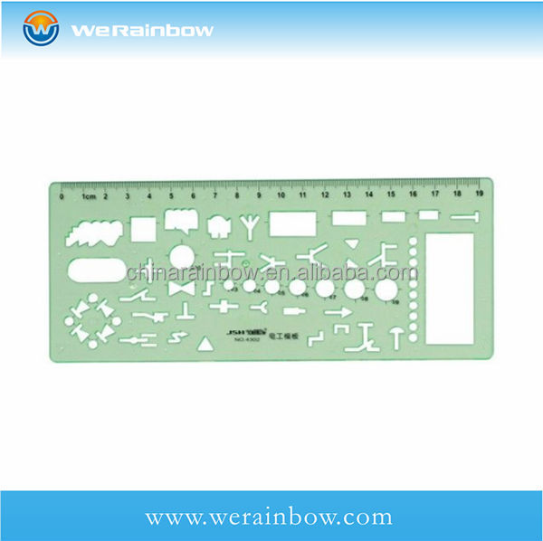 wholesale plastic patchwork ruler