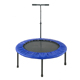 reliable quality spring jumping bungee for kids trampoline with handlebar