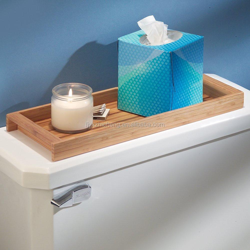 Badkamer accesoires bamboe badkamer ontwerp idee n voor uw huis samen met meubels - Zen toilet decoratie ...