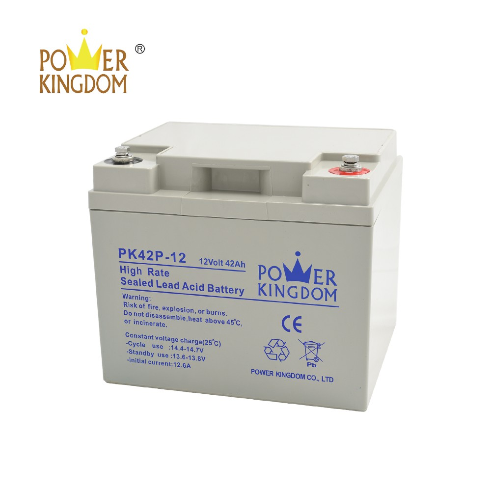 Power Kingdom High-quality true gel battery from China Power tools-2