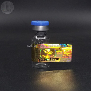 3d hologram pictures 10ml vial label maker
