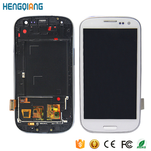 lcd digitizer assembly for samsung galaxy s iii s3 sgh-i747 sgh-I710 screen