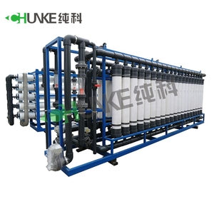 Ultrafiltration System For Water Purifier With UF Membrane Filter 100T/H Ultrafiltration Membrane Price