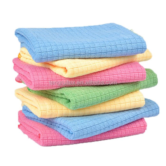 wholesale standard size non terry kitchen towels