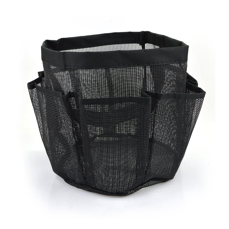 Buy Beyoung® Portable Bathroom Mesh Shower Tote Caddy Bag Shower ...
