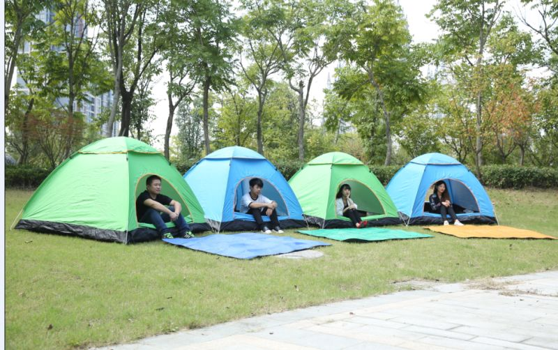 lightweight Plastic Pe tube tent for emergency
