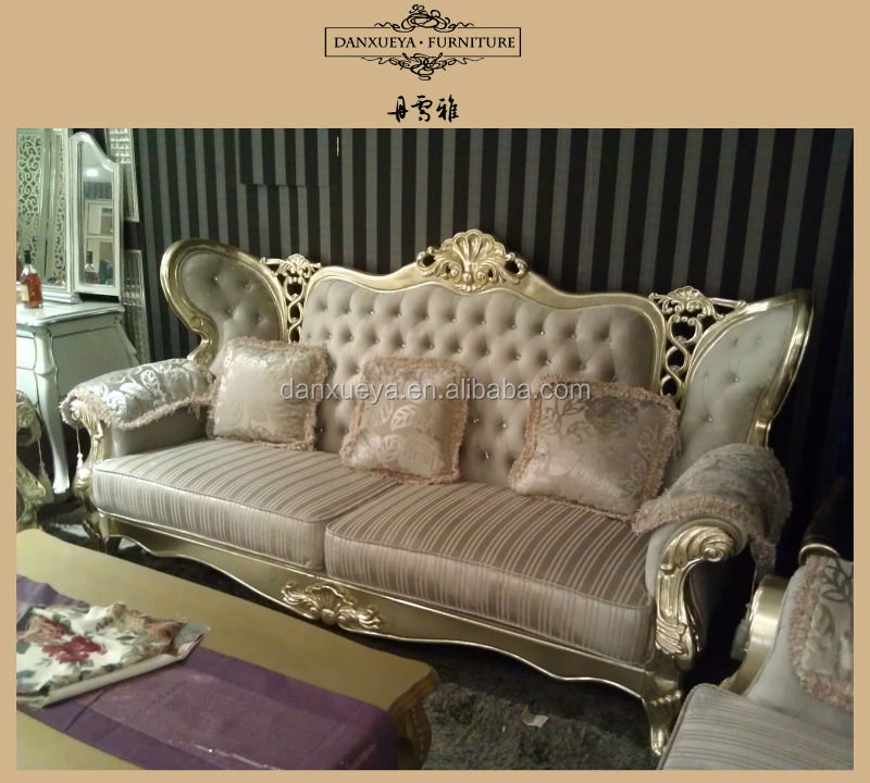 Import Luxury India Furniture From China Fabric Sofa Direct Fanric Product On Alibaba