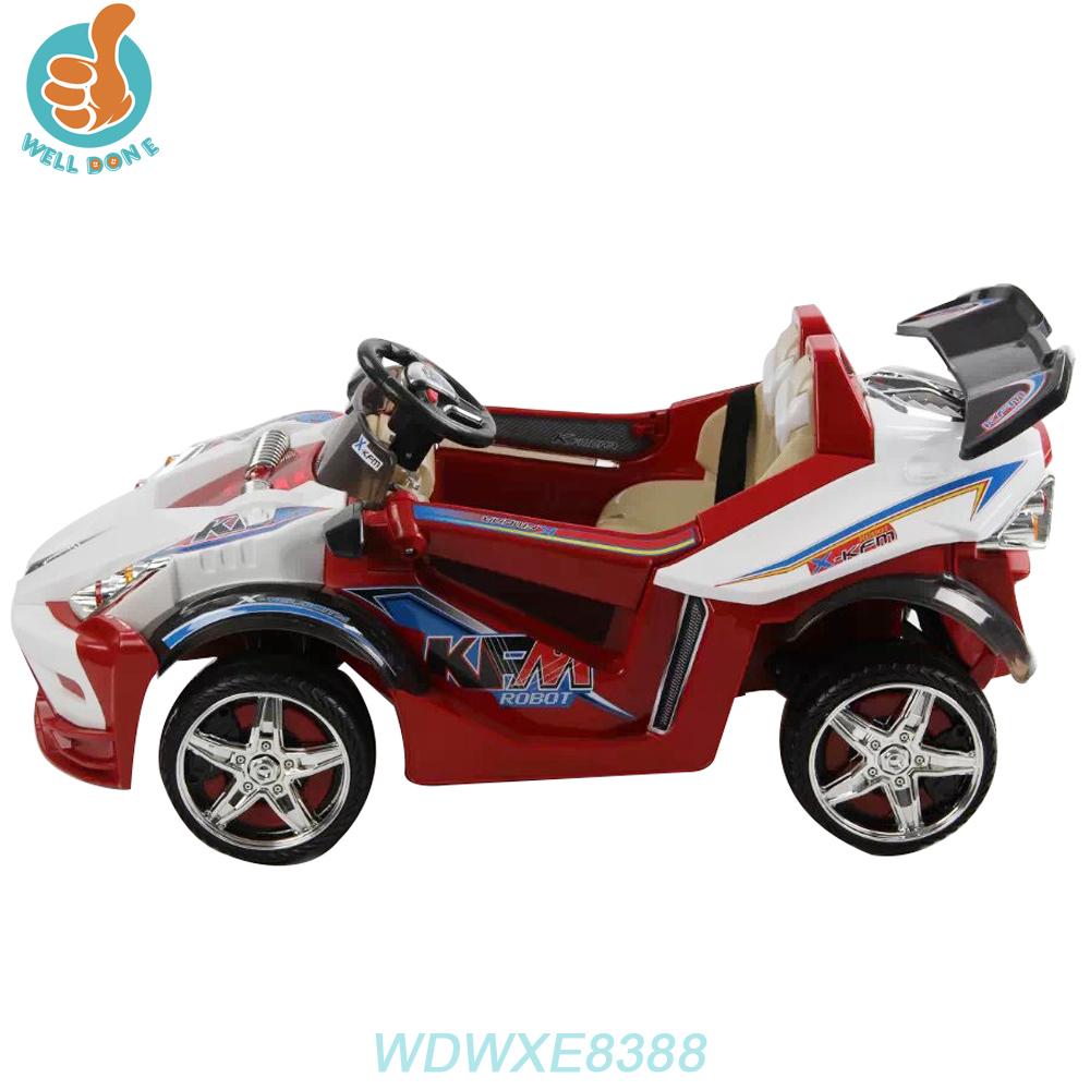 Wdwxe8388 Stylish Mini Kids Batman Ride On Car Electric Toy
