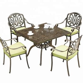 Terraza Hierro Arte Diseño Moderno De Muebles Al Aire Libre Buy Juego De Comedor De Ratán Muebles De Mimbre Para Patio Muebles Para Exteriores