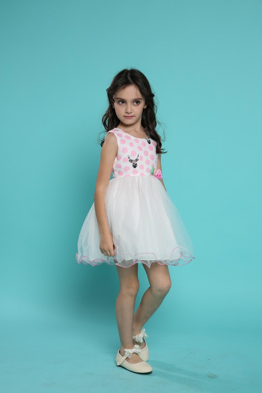 Baby Girl Party Dress Children Frocks Designs Child Soft Cotton ...