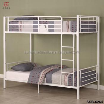 trade assurance cheap single size dorm metal bunk beds for sale buy metal bunk beds dorm metal. Black Bedroom Furniture Sets. Home Design Ideas