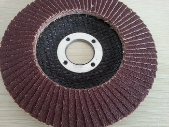 Silicon Carbide Abrasive Flap Disc For Glass Polishing