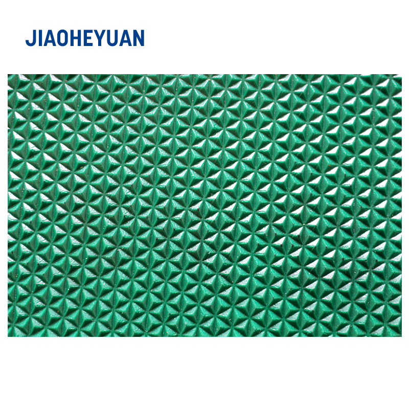 Widely Used Eco-Friendly PVC Coin Design Antifatigue Floor Mat