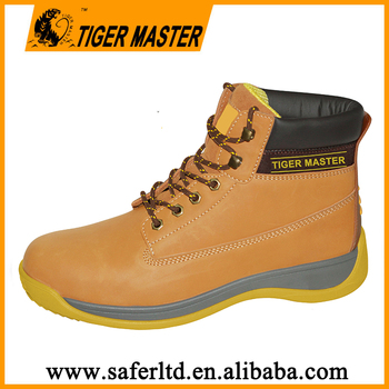 2016 new design PU injection creativity sole steel toe safety shoes