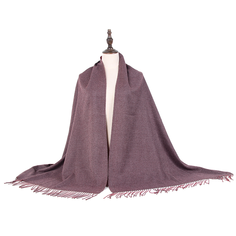 Wholesale Hot Sell Super Soft Beautiful Plum Blossom Lady Summer Silk Cashmere Square Scarf