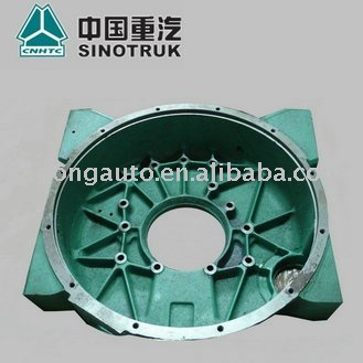Direct Selling! Original Sinotruk / CNHTC flywheel housing for HOWO etc China heavy duty truck