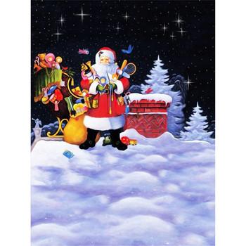 Christmas Paintings For Kids.Good Product Christmas Gift Kids Decoration Diy Diamond Painting Buy Famous Christmas Paintings Kids Digital Painting Diy Digital Painting Product