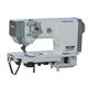 TOPEAGLE TCF-1243 Flat Bed Lower Roller Feed Driven Wheel Presser Foot Needle Feed Shoe Sewing Machine