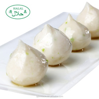 Frozen Traditional Chinese HiFirst-water dropping ball Halal Instant Ethnic Food Zezon Brand Jade Dumpling