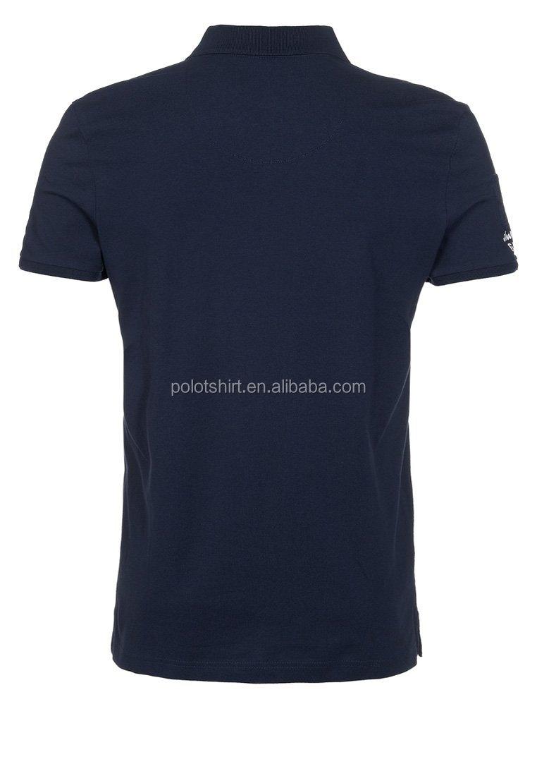 Wholesale custom embroidery polo shirt new design fashion for Wholesale polo shirts with embroidery