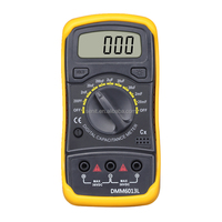 1999 Digits 200PF to 20MF Digital Capacitance Meter DMM6013L Multimeter