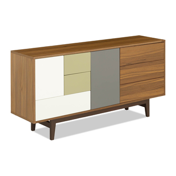 Hot Sale Good Quality Modern Appearance design Home Furniture Wooden Dining Sideboard