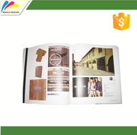 Customized Professional Good price of Rik Piston Ring Catalogue with best printing