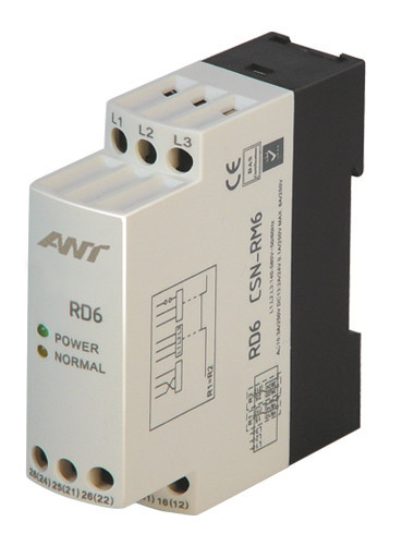 Voltage Monitoring Relay Rd6 Three Phase Failure Phase