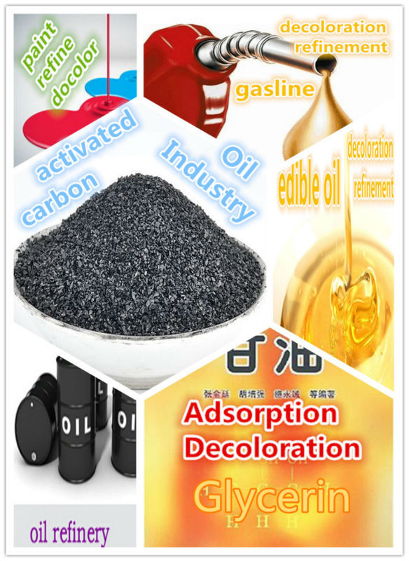 Tablet Activated Carbon Refining Edible Oil Mesh Agglomerated ...
