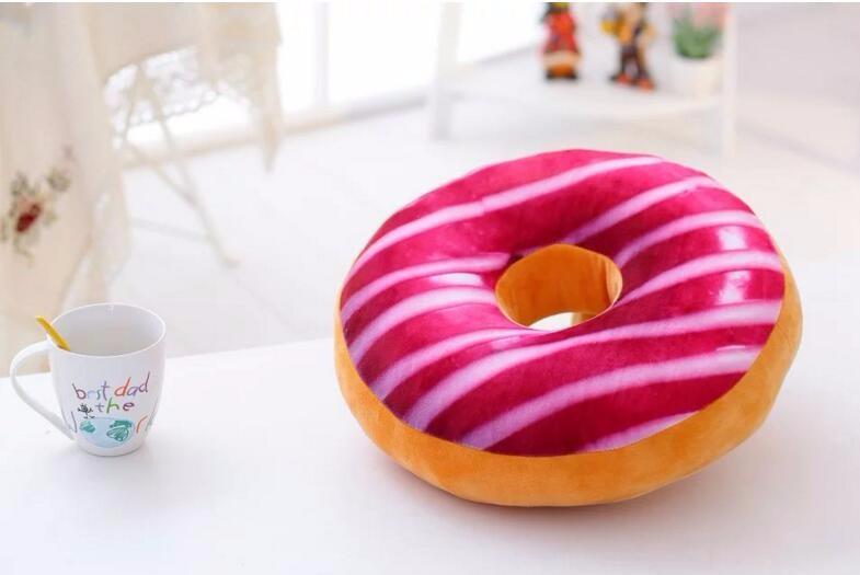 Pp katoen comfortabel zitkussen donuts kussen buy kerst kussens