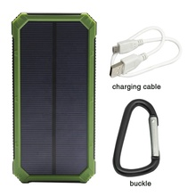 Hot-sale hoge kwaliteit draagbare waterdichte <span class=keywords><strong>bulk</strong></span> <span class=keywords><strong>kopen</strong></span> beste kwaliteit solar power bank