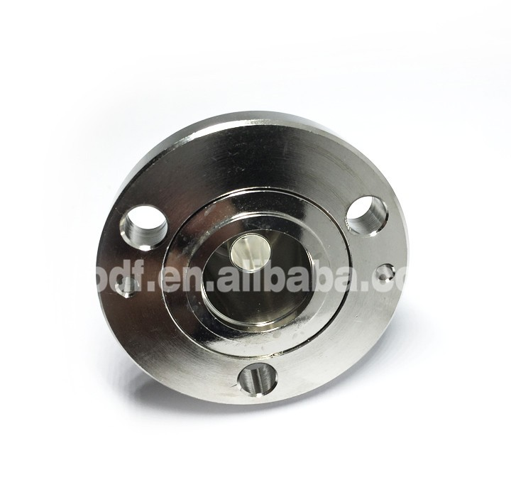 Rf coaxial adapter connector eia flange to n type