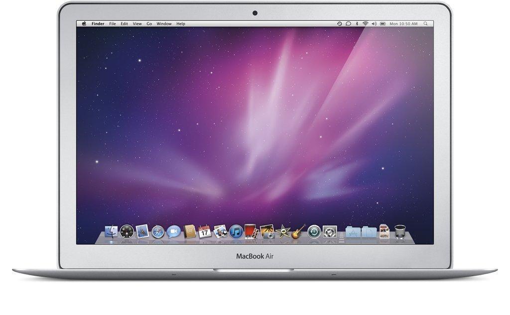 "Apple MacBook Air 13.3"" Laptop Intel Core 2 Duo 1.86GHz 2GB RAM 128GB SSD MC503LL/A (A)"