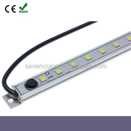 DC12V ip67 waterproof Aluminum LED rigid bar light (SC-D102A)