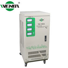 3 Phase Fully Automatic Short Circuit Protection 10KVA Static Voltage Stabilizer