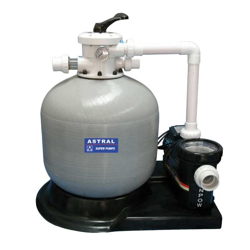 2017 Hot Sale High Quality Swimming Pool Pumps Filter Commercial Sand Filter For Factory