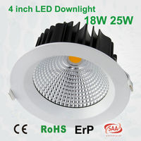 triac dim 25W suface mouted led light fixture high quality commercial down lighting
