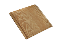 60% PVC 250mm X 8mm PVC Ceiling Panel with Laminated Surface
