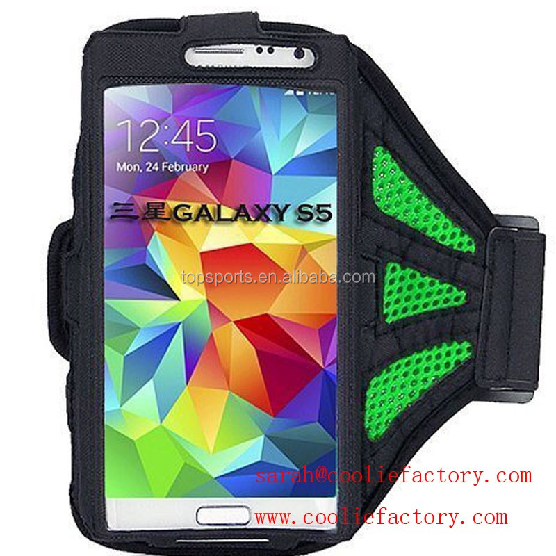 Reasonable price Running Aarmband case mobile phone bag Factory Armband case for <strong>Iphone</strong> 5