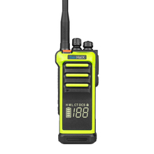 Senhaix GT-10 Analog 10 Watt Dua Cara Radio UHF VHF Waterproof <span class=keywords><strong>Walkie</strong></span> <span class=keywords><strong>Talkie</strong></span>