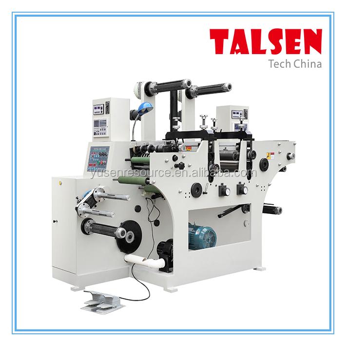 rotary die cut machine