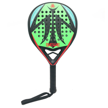 China Leverancier BEWE 12 K Carbon Oppervlak <span class=keywords><strong>Padel</strong></span> Tennis Racket