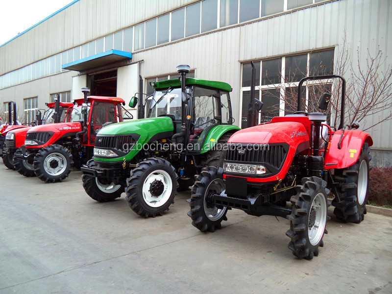 Chinese Agriculture Machinery 95hp Agriculture Tractor ...