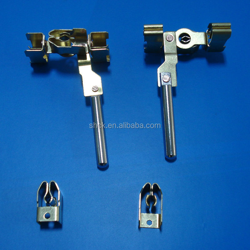 Electric socket and plug stamping parts