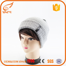 100 acrylic beanie pattern earflaps knitted cap free knit for hat